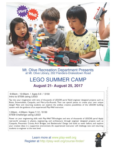 Mt Olive Library 2017 Summer Flier (final) playwell